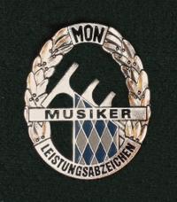 Silberne Musikerleistungsabzeichen